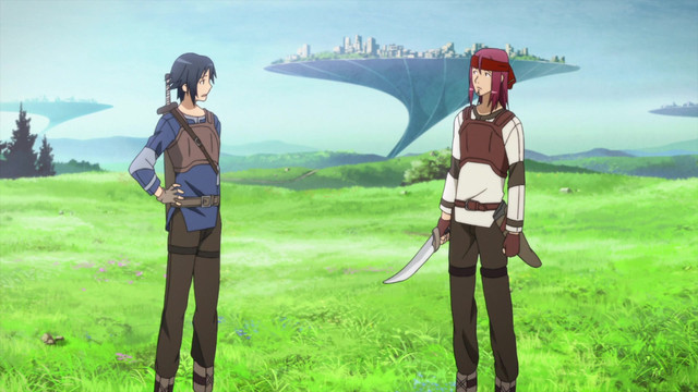 Sword Art Online – Episódio 1