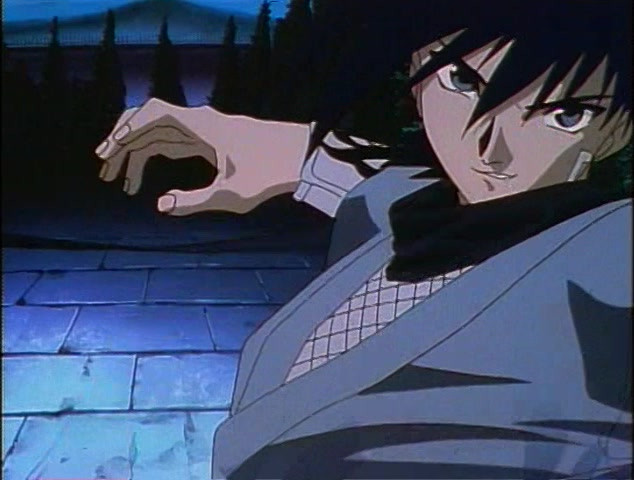 Watch flame of recca episode 6 online fearful fire for Domon plan b