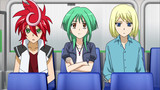 Cardfight!! Vanguard G Episode 29