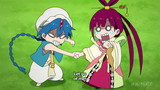 Magi: The Labyrinth of Magic Episode 20