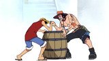 ace and luffy meet in alabasta episode game