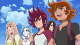 Saint Seiya Omega Episode 16
