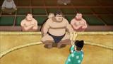 Rowdy Sumo Wrestler Matsutaro Episode 13