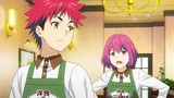 Food Wars! The Second Plate Episode 11