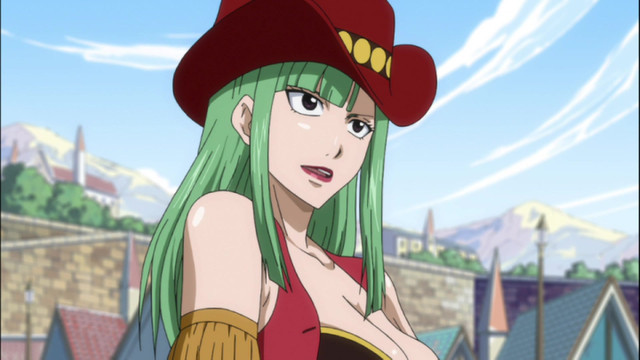 Watch FAIRY TAIL EPISODE 123 - Fairy Tail, X791