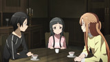 Sword Art Online Episode 12