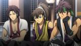 Hakuoki Reimeiroku Episode 8