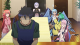 MONSTER MUSUME EVERYDAY LIFE WITH MONSTER GIRLS Episode 8