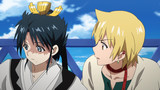 Magi: The Kingdom of Magic Episode 4