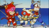 Samurai Pizza Cats Episode 7