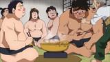 Rowdy Sumo Wrestler Matsutaro Episode 21