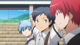Assassination Classroom Episode 12