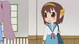 The Melancholy of Haruhi-chan Suzumiya Episode 4