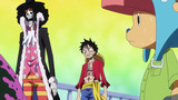One Piece: Dressrosa cont. (700-current) Episode 784