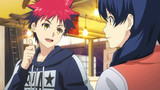 Food Wars! The Second Plate Episode 8