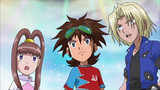 Digimon Xros Wars Episode 45
