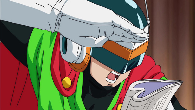 Crunchyroll Watch Dragon Ball Super Episode  For The Ones He Loves The Unbeatable Great Saiyaman