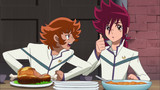 Saint Seiya Omega Episode 7