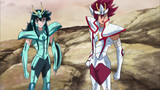 Saint Seiya Omega Episode 34