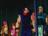 Raoh, Shaken by a Nightmare! Yuria, You Are the Only One!! image