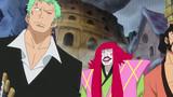 One Piece: Dressrosa cont. (700-current) Episode 726