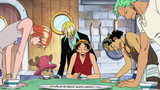 One Piece Special Edition (HD): Sky Island (136-206) Episode 203