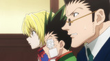 Hunter x Hunter Episode 25