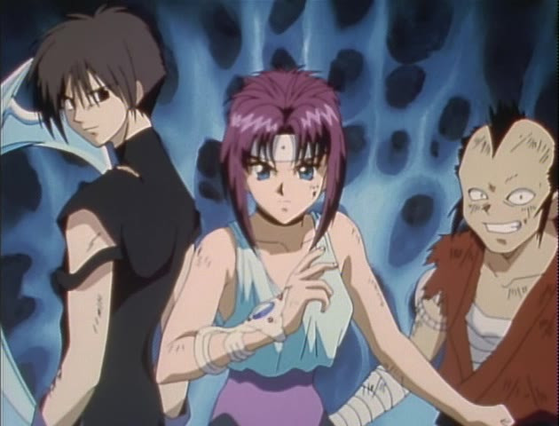 Watch flame of recca episode 37 online escape from for Domon plan b