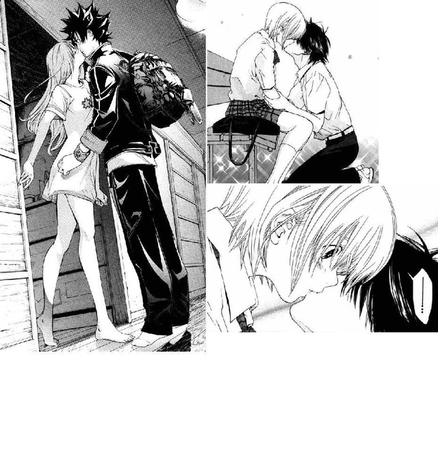 air gear ikki and ringo relationship quotes