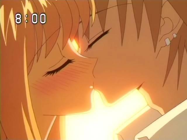 Romantic Anime Kissing Scenes | www.pixshark.com - Images ...