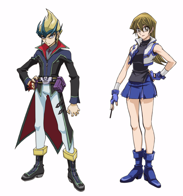 """Updated Designs For """"Yu-Gi-Oh! Arc-V"""