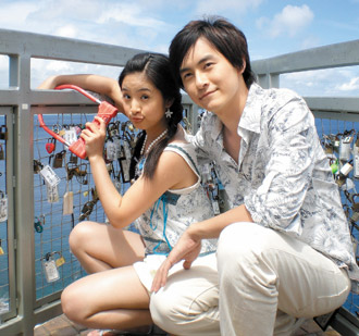 ... are your favorite love teams of asian drama or movie? and why