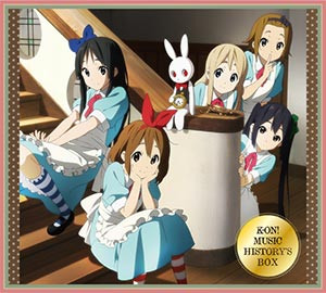 k-on box set
