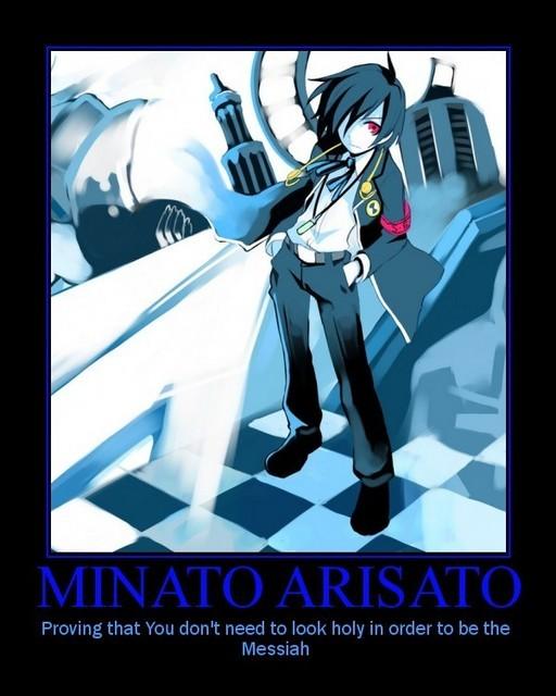 Persona 5 Minato Minato Arisato From Persona 3