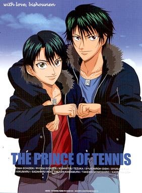 Nanjiro Echizen from Prince of Tennis