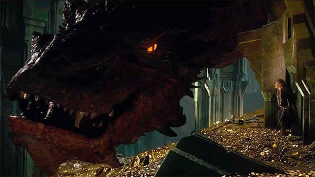 smaug hobbit