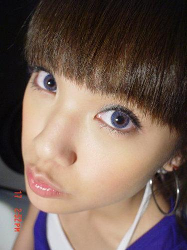 Asian look contact lenses