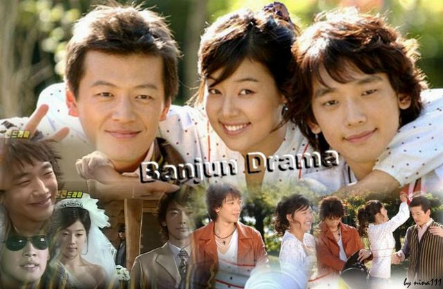 Banjun Drama With Rain / G�ney Kore / 2004 /  MP4 / T�rk�e Altyaz�l�