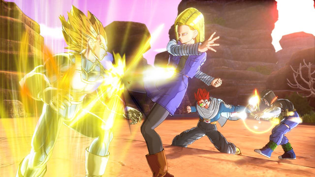 Xenoverse Screenshot 1