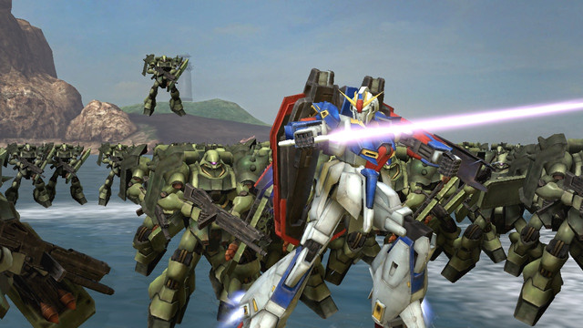Crunchyroll feature dynasty warriors gundam reborn for Domon plan b