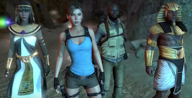 Gamers 411: Sqaure Enix Brings Tomb Raider Back