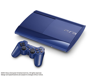 ps3 azurite blue