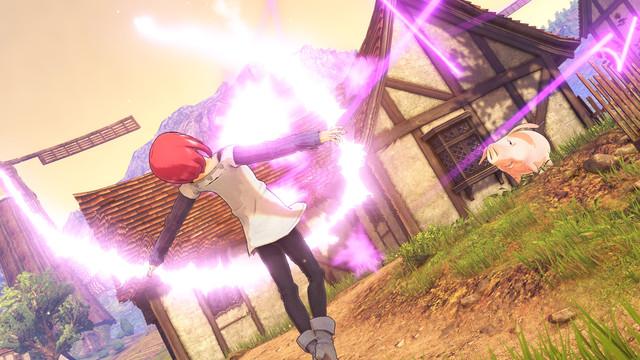 "Crunchyroll - ""The Seven Deadly Sins"" Game Screens Completely Wreck Battlefields"