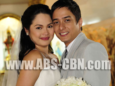 I Had A Mistake On The Titleit Must To Be Judy Ann Santos And Ryan Agoncillo Wedding