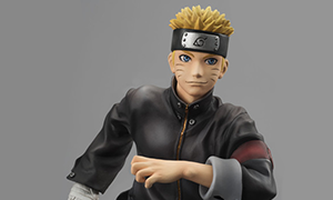 Naruto Uzumaki (The Last -Naruto the Movie- Ver.) G.E.M Series 1/8th Scale