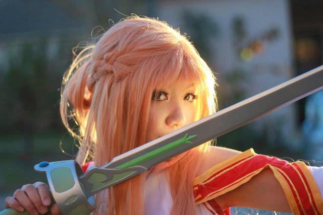 asuna sword