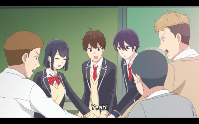 Crunchyroll forum koi to uso love and lies discussion for Koi to uso 1 vostfr