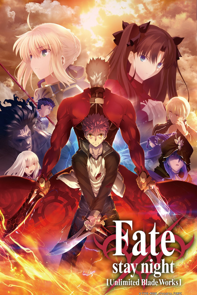 Fate Stay Night Stream