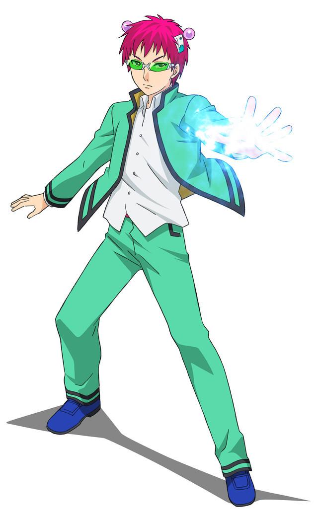Crunchyroll Saiki Kusuo No ψ Nan Tv Anime Site Launches With Visual