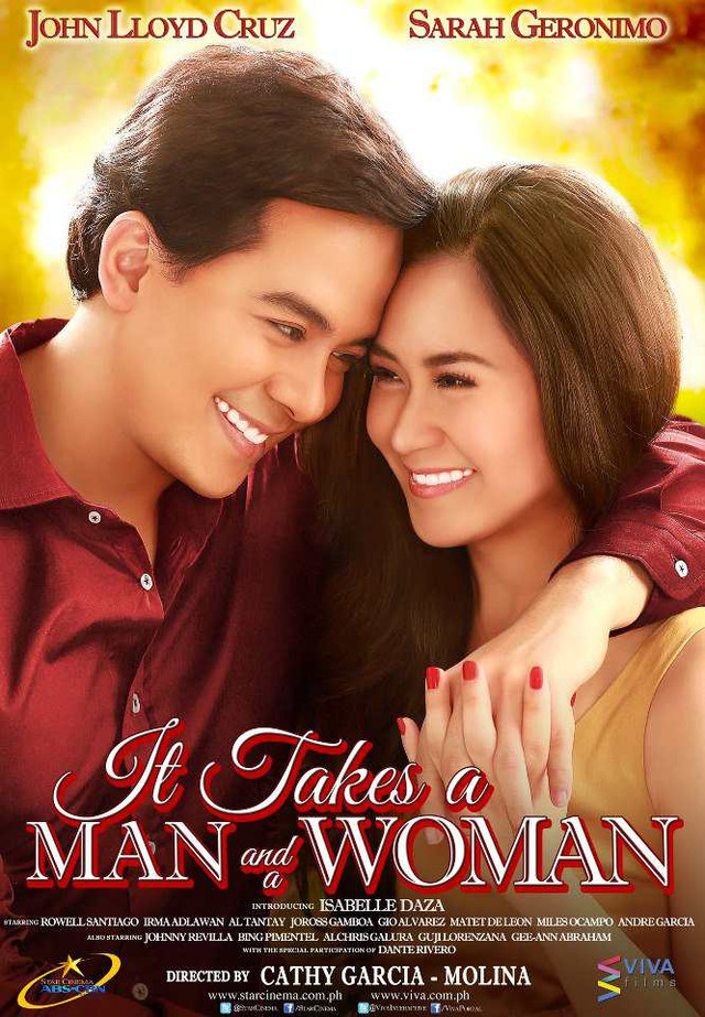 It Takes a Man and a Woman / 2013 / Filipinler